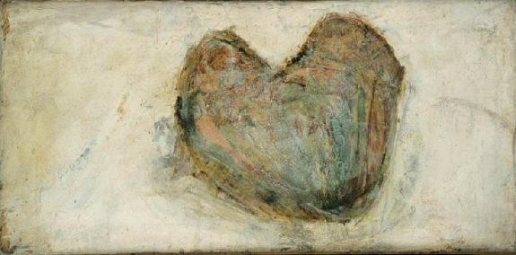 Sheep's Head - Frank Bowling RA 1961