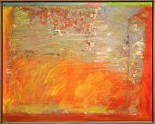 Japonica - Frank Bowling RA 2003