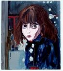 Untitled (Girl in Blue Coat) - Sharon McPhee 2008